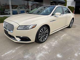 2018 Lincoln Continental Select in Richmond, MI 48062