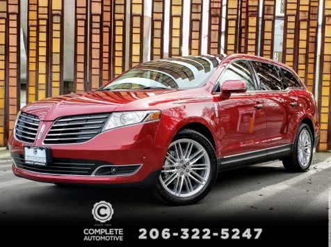 2018 Lincoln MKT Reserve All Wheel Drive 7 Passenger! 8,200 Miles! Loaded! in Seattle