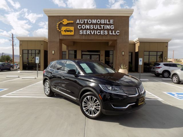2018 Lincoln MKX Reserve in Bullhead City, AZ 86442-6452