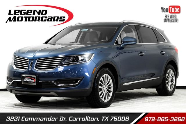2018 Lincoln MKX Select in Carrollton, TX 75006