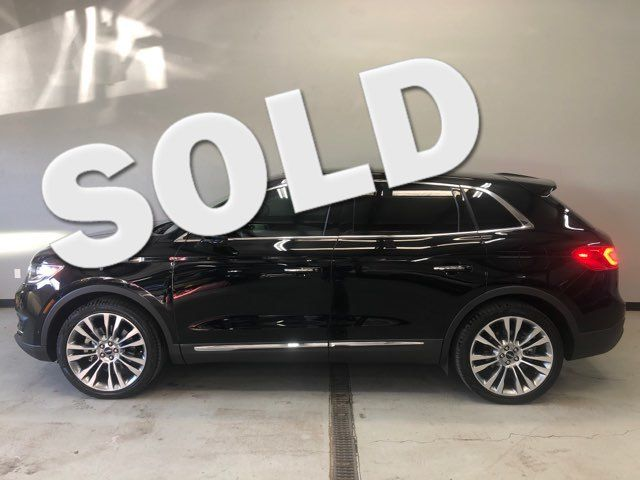 2018 Lincoln MKX Reserve 2.7 AWD LUXURY