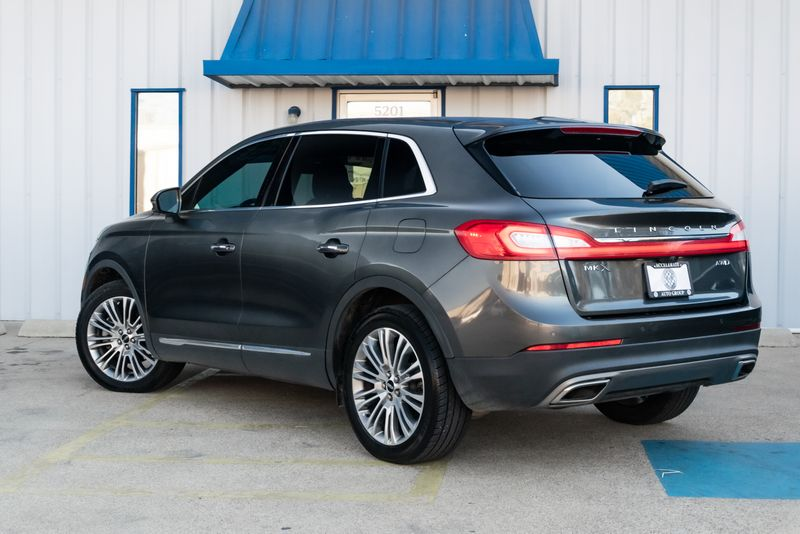2018 Lincoln MKX Reserve in Rowlett, Texas
