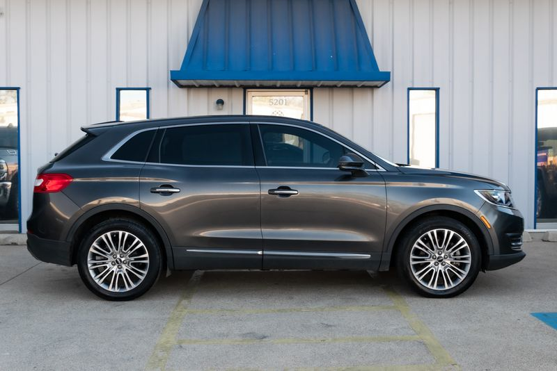 2018 Lincoln MKX RESERVE NAV LEATHER PANO ROOF LOADED VERY NICE in Rowlett, Texas