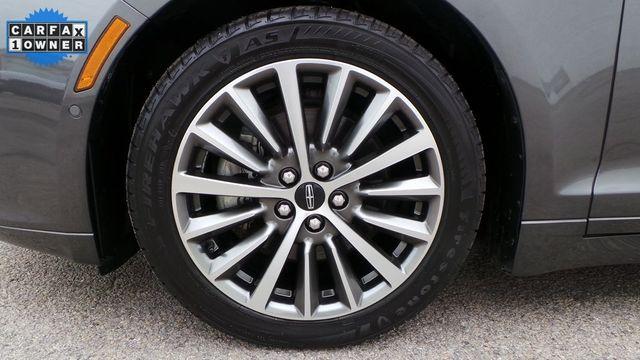 2018 Lincoln MKZ Hybrid Select Madison, NC 8