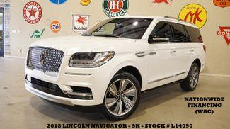 2018 Lincoln Navigator Reserve 4X4 MSRP 89K,TECH PKG,REAR DVD,22'S,9K in Carrollton, TX 75006