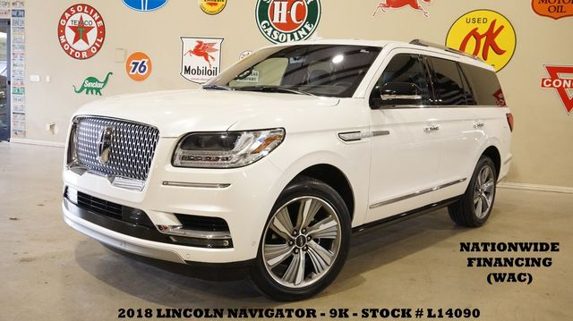 2018 Lincoln Navigator Reserve 4X4 MSRP 89K,TECH PKG,REAR DVD,22'S,9K in Carrollton, TX 75006