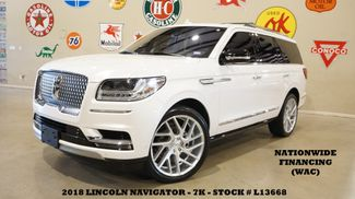 2018 Lincoln Navigator Select MSRP 84K,VISTA ROOF,TECH PKG,24'S,7K in Carrollton, TX 75006