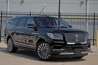 2018 Lincoln Navigator L Reserve* Pano Roof* One Owner* Technology Pkg*** | Plano, TX | Carrick's Autos in Plano TX