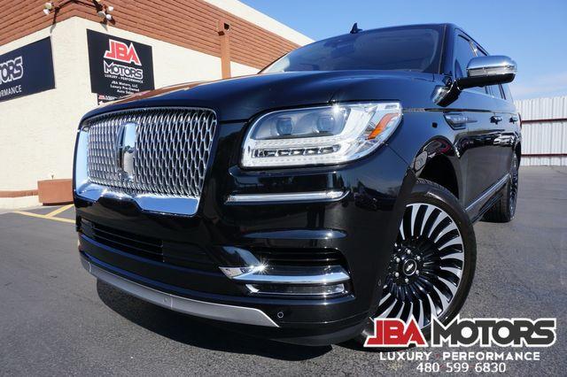 2018 Lincoln Navigator Black Label 4WD SUV
