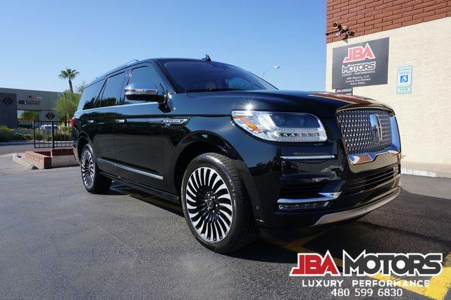 2018 Lincoln Navigator Black Label 4WD SUV in Mesa, AZ 85202