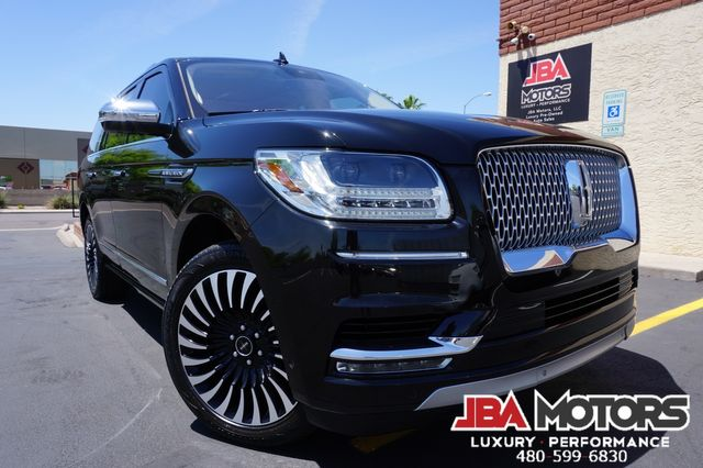 2018 Lincoln Navigator Black Label 4WD 4x4 SUV