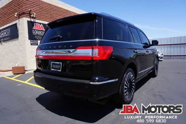2018 Lincoln Navigator Black Label 4WD 4x4 SUV in Mesa, AZ 85202