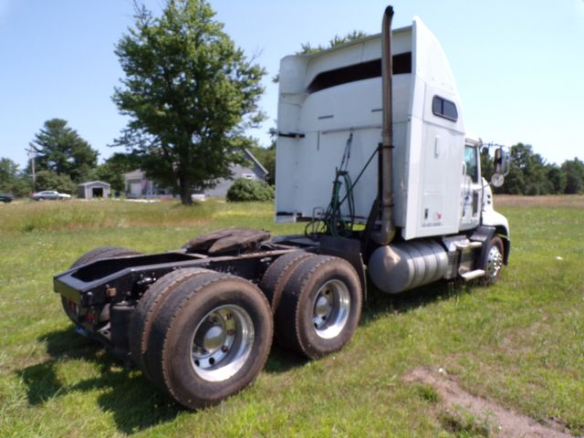 2018 Mack CXU613 Tandem Sleeper MP8 455HP Auto 173k Miles Rebuilt Salvage in Ravenna, MI 49451