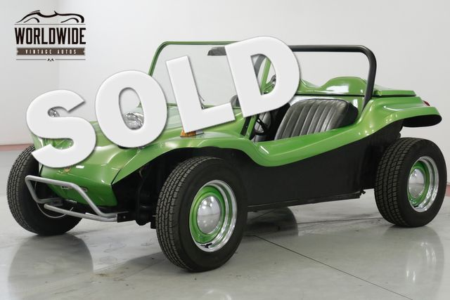 2018 Myers Manx DUNE BUGGY MEYERS MANX SPEEDSTER BUILD RARE COLLECTOR | Denver, CO | Worldwide Vintage Autos in Denver CO