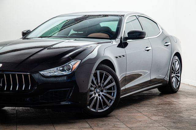 2018 Maserati Ghibli in Addison, TX 75001