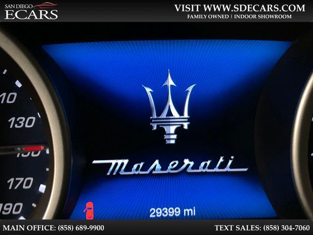 2018 Maserati Ghibli S in San Diego, CA 92126