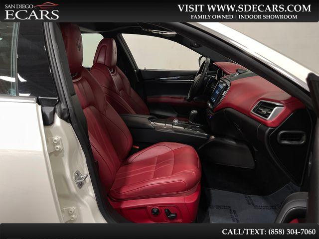2018 Maserati Ghibli GranSport in San Diego, CA 92126