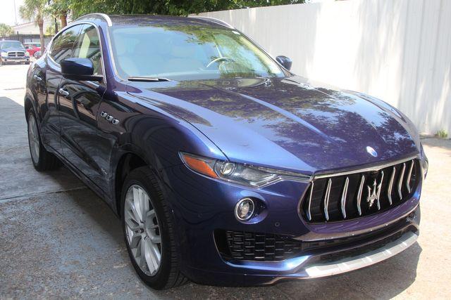 2018 Maserati Levante GranLusso Houston, Texas 3