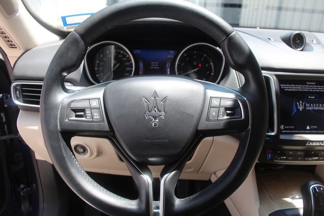 2018 Maserati Levante GranLusso Houston, Texas 33