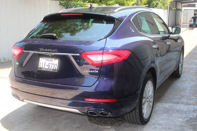 2018 Maserati Levante GranLusso Houston, Texas 9