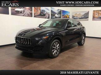 2018 Maserati Levante in San Diego, CA 92126