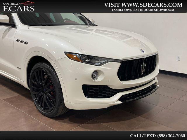 2018 Maserati Levante S GranSport in San Diego, CA 92126