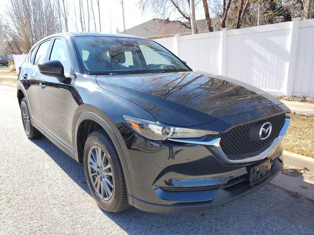 2018 Mazda CX-5 Sport in Kaysville, UT 84037