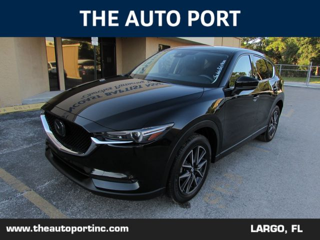 2018 Mazda CX-5 Grand Touring W/NAVI