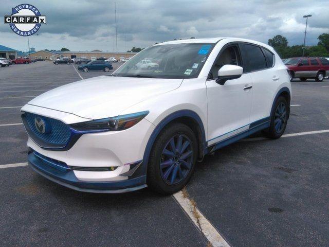 2018 Mazda CX-5 Grand Touring Madison, NC 4