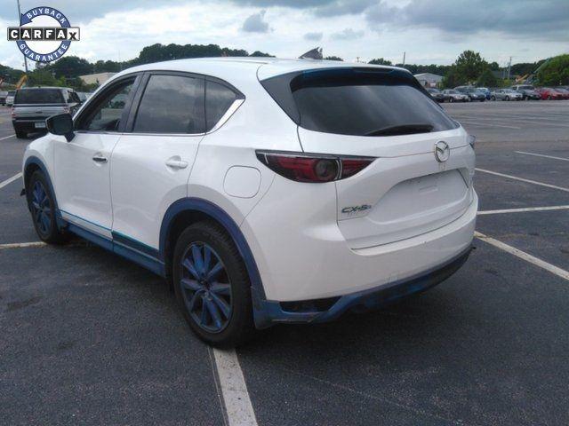 2018 Mazda CX-5 Grand Touring Madison, NC 3