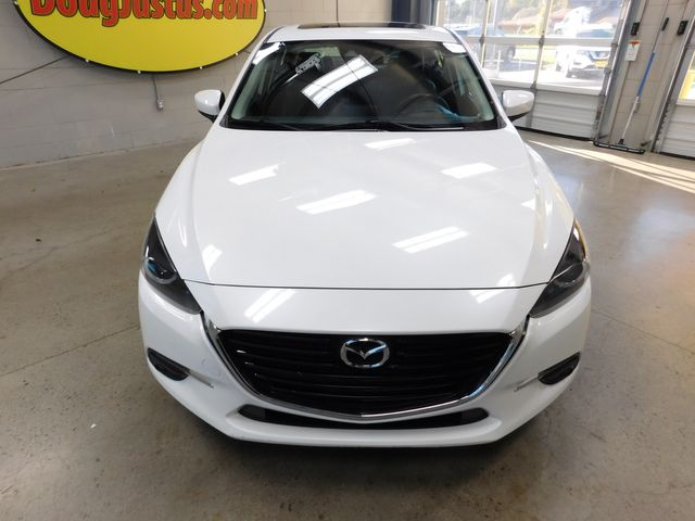 2018 Mazda Mazda3 4-Door Grand Touring in Airport Motor Mile ( Metro Knoxville ), TN 37777