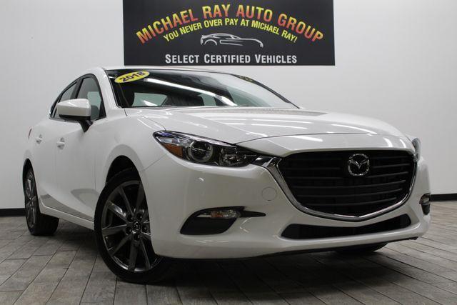 2018 Mazda Mazda3 4-Door Touring in Bedford, OH 44146