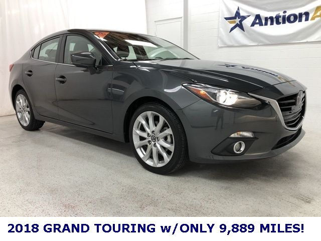 2018 Mazda Mazda3 4-Door Grand Touring | Bountiful, UT | Antion Auto in Bountiful UT