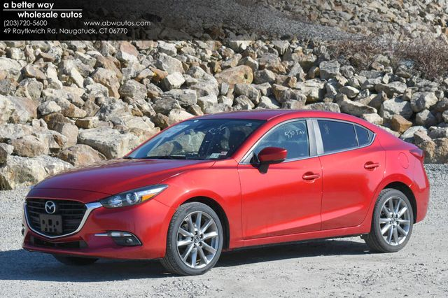 2018 Mazda Mazda3 4-Door Touring Naugatuck, Connecticut