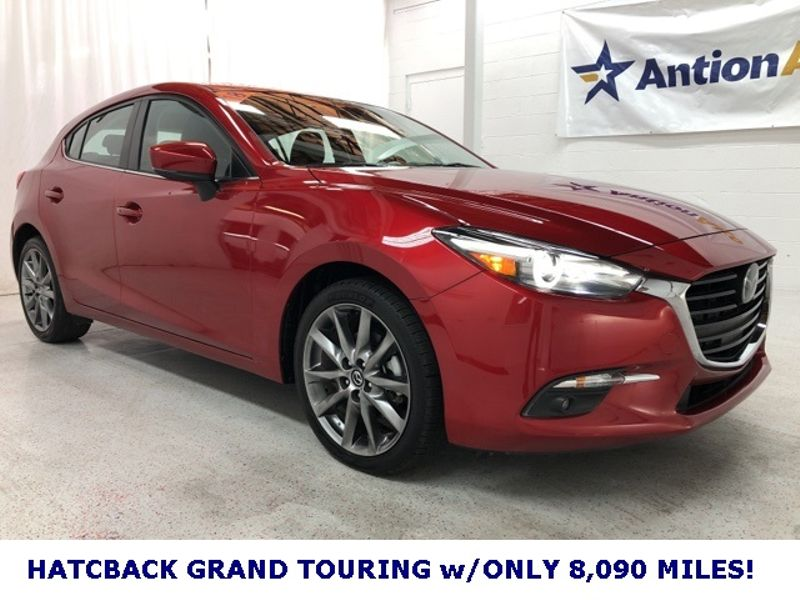2018 Mazda Mazda3 5-Door Grand Touring | Bountiful, UT | Antion Auto in Bountiful UT