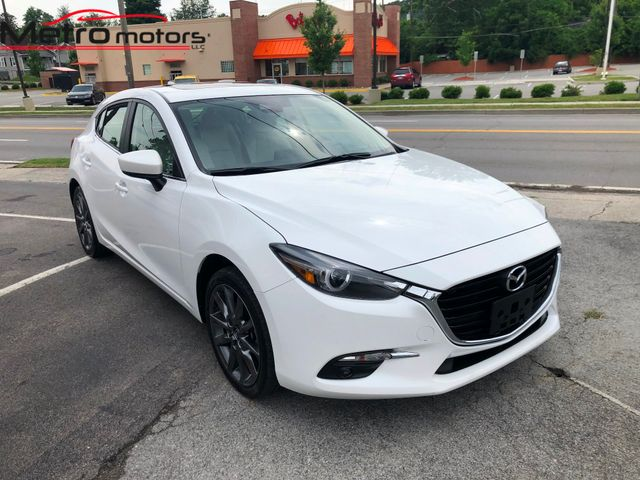 2018 Mazda Mazda3 5-Door Grand Touring in Knoxville, Tennessee 37917