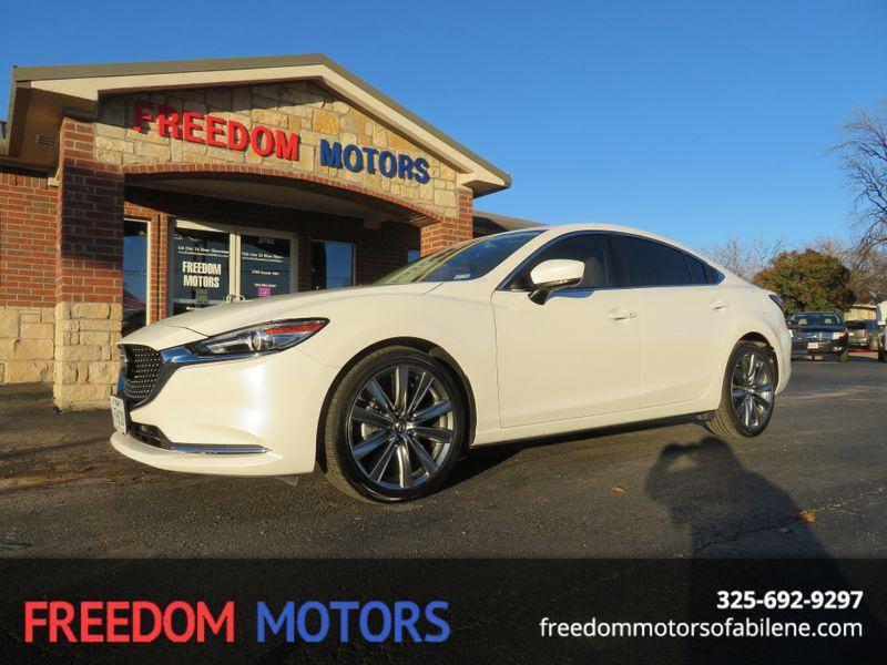 2018 Mazda Mazda6 Grand Touring Reserve | Abilene, Texas | Freedom Motors  in Abilene Texas