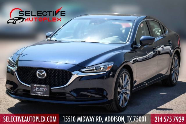 2018 Mazda Mazda6 Touring Navigation Back Up Camera Leather Seats