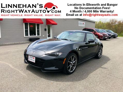 2018 Mazda MX-5 Miata RF Grand Touring in Bangor