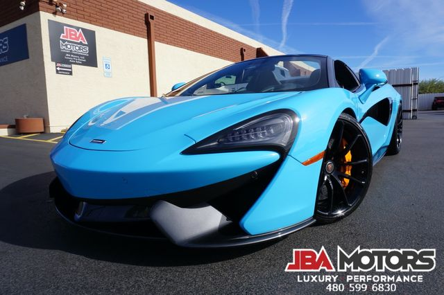 2018 Mclaren 570S Spider Convertible Launch Edition 570 S