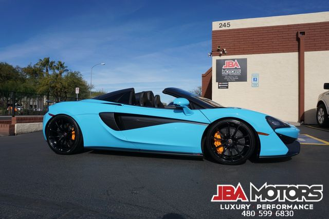 2018 Mclaren 570S Spider Convertible Launch Edition 570 S in Mesa, AZ 85202