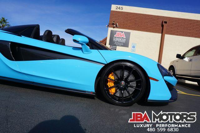 2018 Mclaren 570S Spider Convertible Launch Edition 570 S in Mesa, AZ 85202