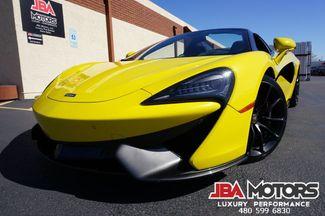 2018 Mclaren 570S Spider Hardtop Convertible 570 S in Mesa, AZ 85202