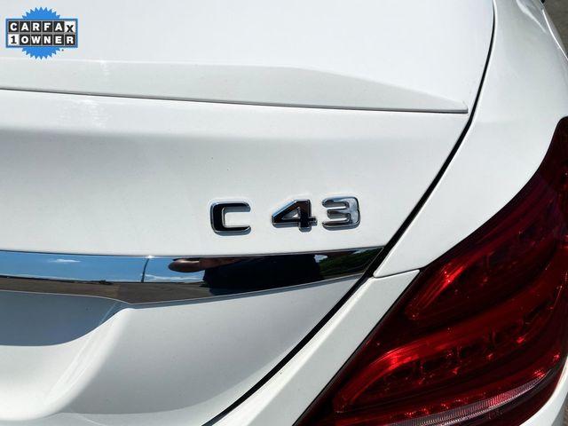 2018 Mercedes-Benz AMG C 43 C 43 AMG?? Madison, NC 19