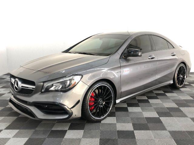2018 Mercedes-Benz AMG CLA 45 CLA45 AMG