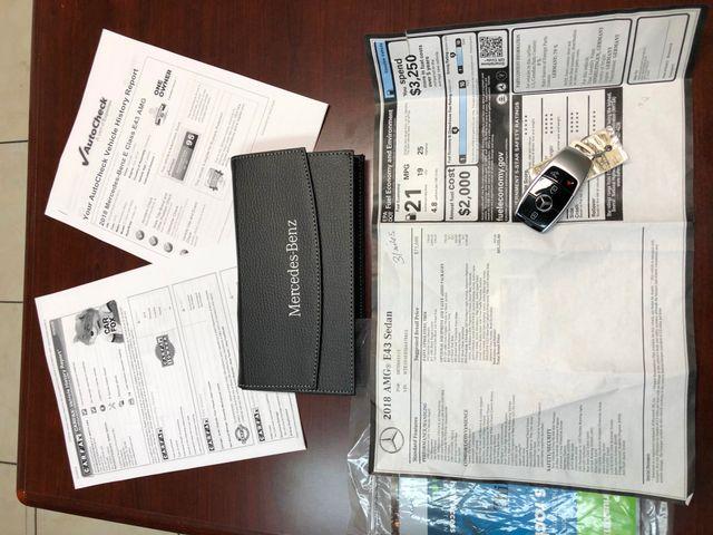 2018 Mercedes-Benz AMG E 43 Longwood, FL 42