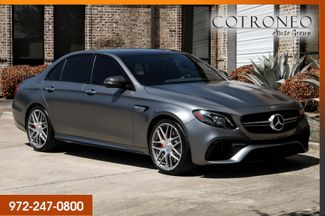 2018 Mercedes-Benz AMG E63 S 4MATIC+ in Addison, TX 75001