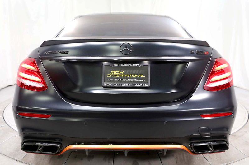 2018 Mercedes-Benz AMG E 63 S - EDITION 1 - ORIGINAL MSRP OF 135K  city California  MDK International  in Los Angeles, California