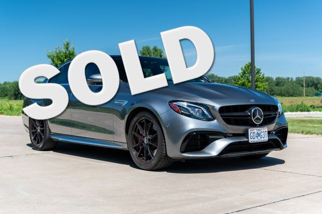 2018 Mercedes-Benz AMG E 63 S Chesterfield, Missouri