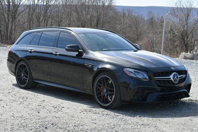 2018 Mercedes-Benz AMG E 63 S Wagon Naugatuck, Connecticut 8